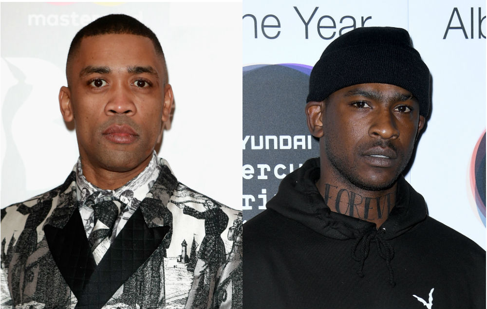 Skepta And Wiley Are Both Credited On Kayne West S Ye