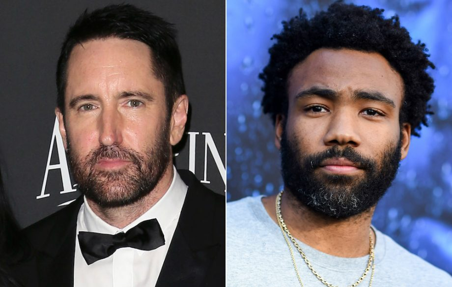trent reznor says he s significantly blown away by donald glover s