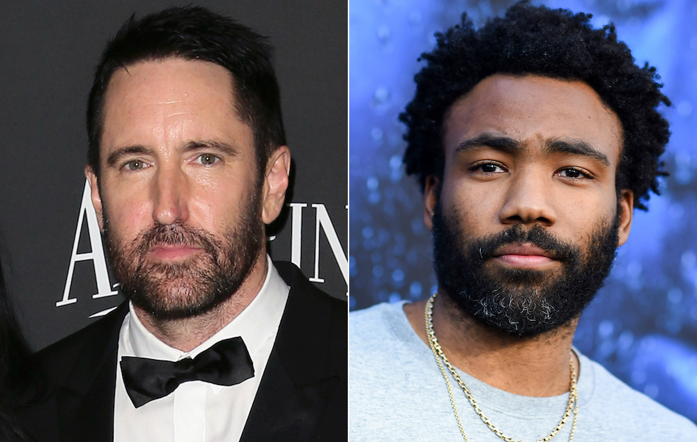 Trent Reznor Says He S Significantly Blown Away By Donald