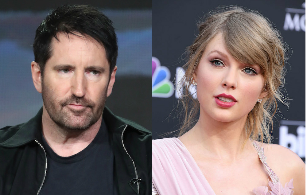 Trent reznor calls out taylor swift for not speaking out about trump trent reznor calls out taylor swift for not speaking out about trump nme stopboris Gallery