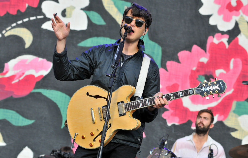 Vampire Weekend perform debut album 2018