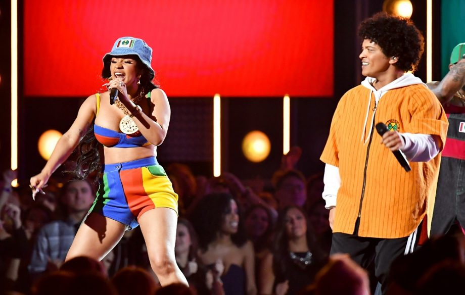 Cardi B Axes Joint Tour With Bruno Mars Nme