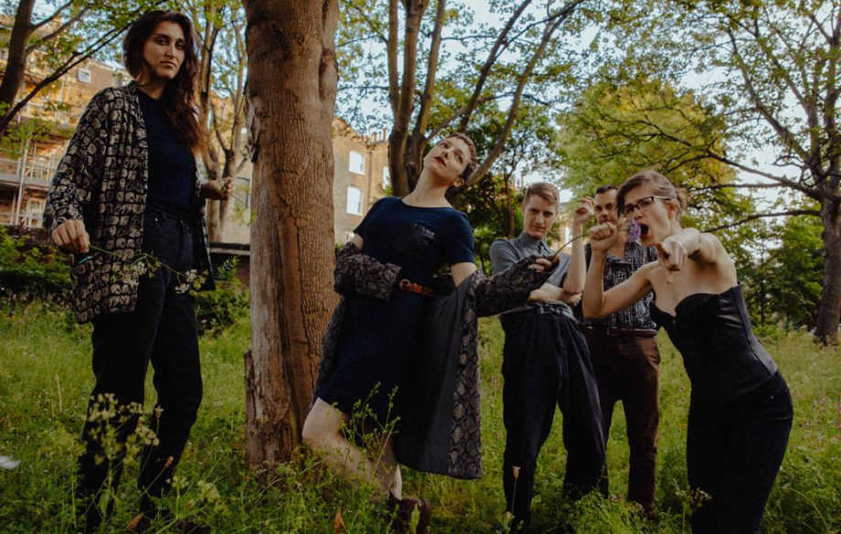 Bodega are the bolshy art-punks bringing sexy back