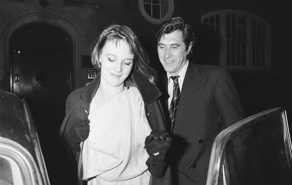 Bryan Ferry Speaks Out After Ex Wife S Sudden Death