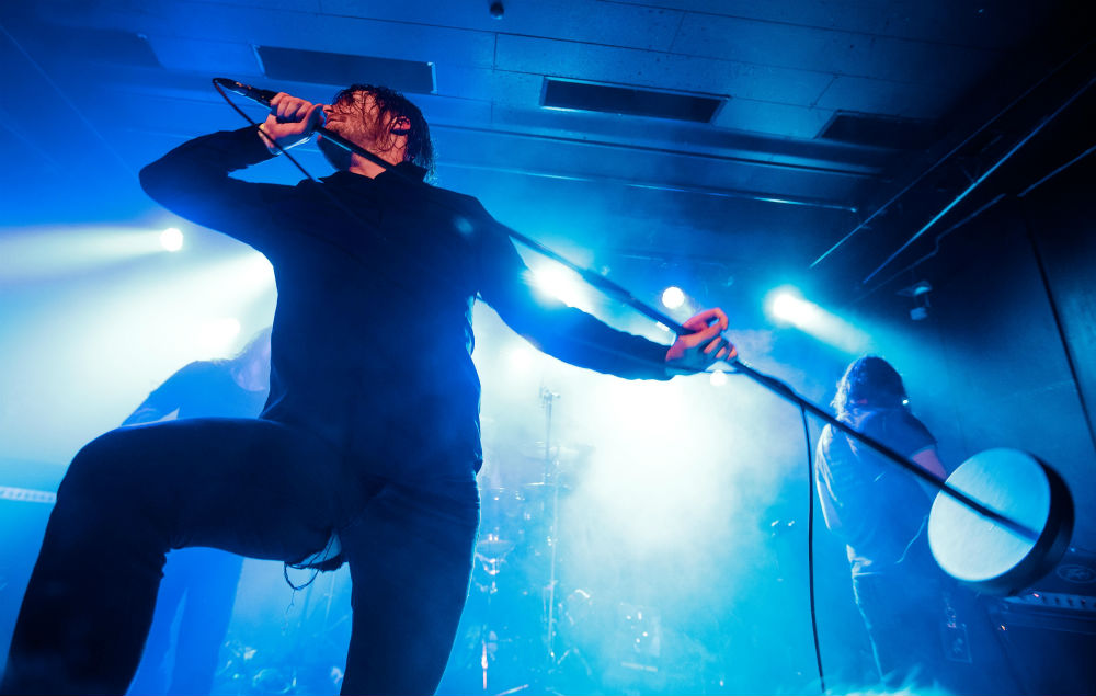 Deafheaven Ordinary Corrupt Human Love Review Nme