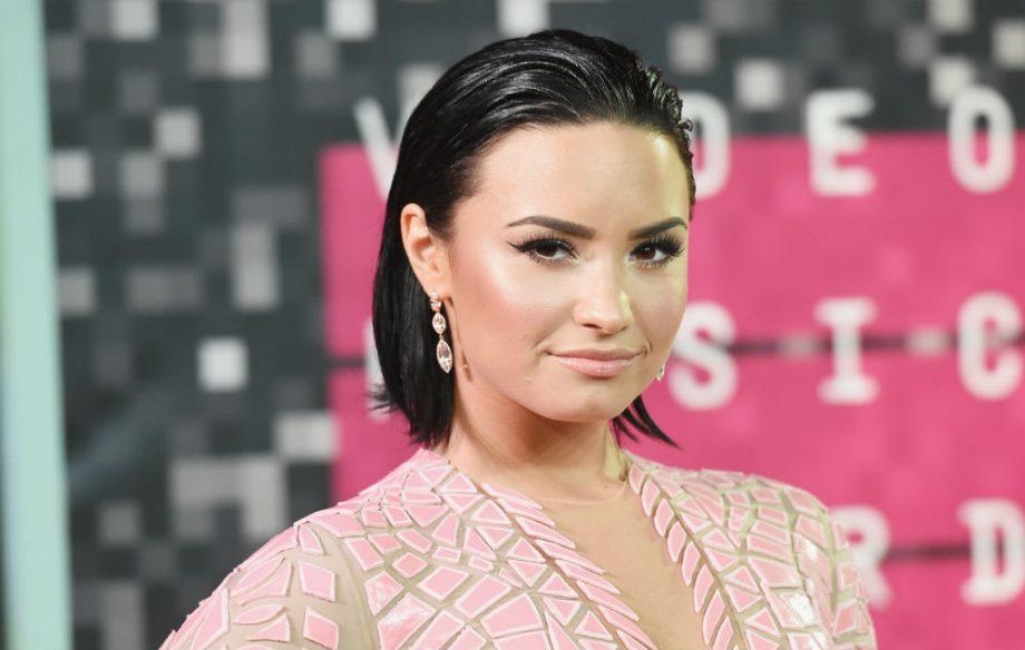 Demi Lovato Has Spoken Out Credit Getty