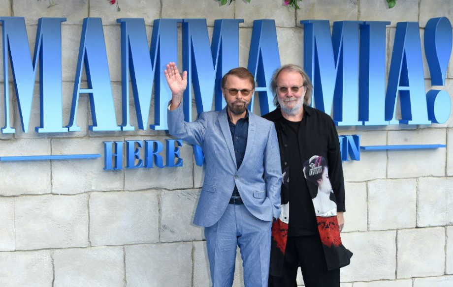 abba hint at timeless new songs and address prospect of new album