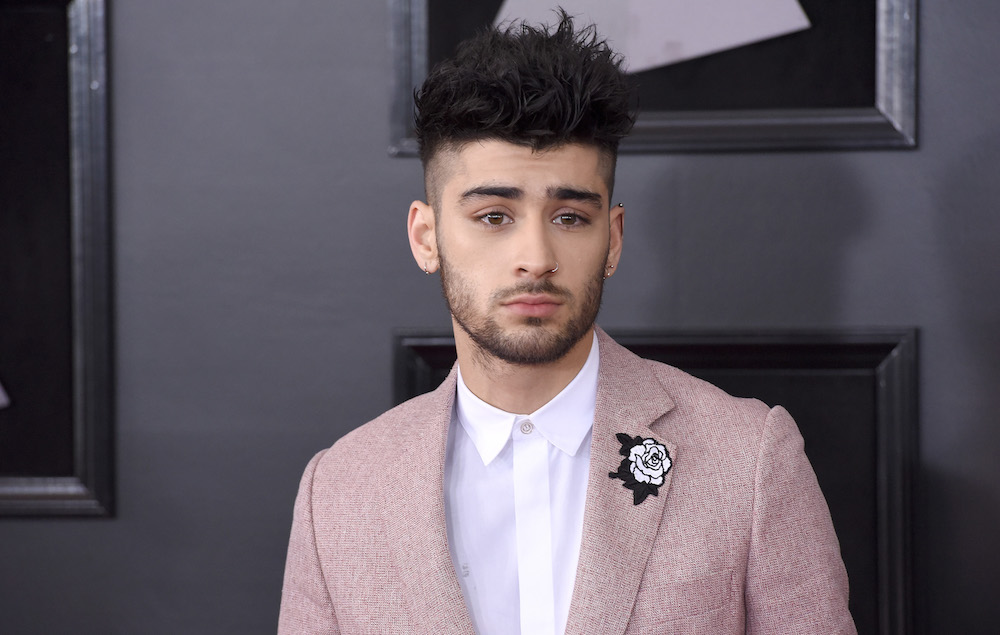 Listen To Zayn Malik S Funk Tinged And Howling New Single