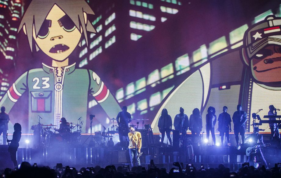 Gorillaz share 'Humility' remixes by Superorganism and DJ