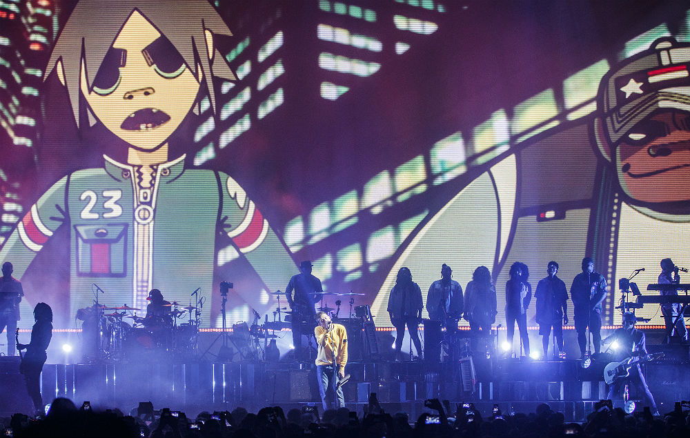 Gorillaz Share Humility Remixes By Superorganism And Dj