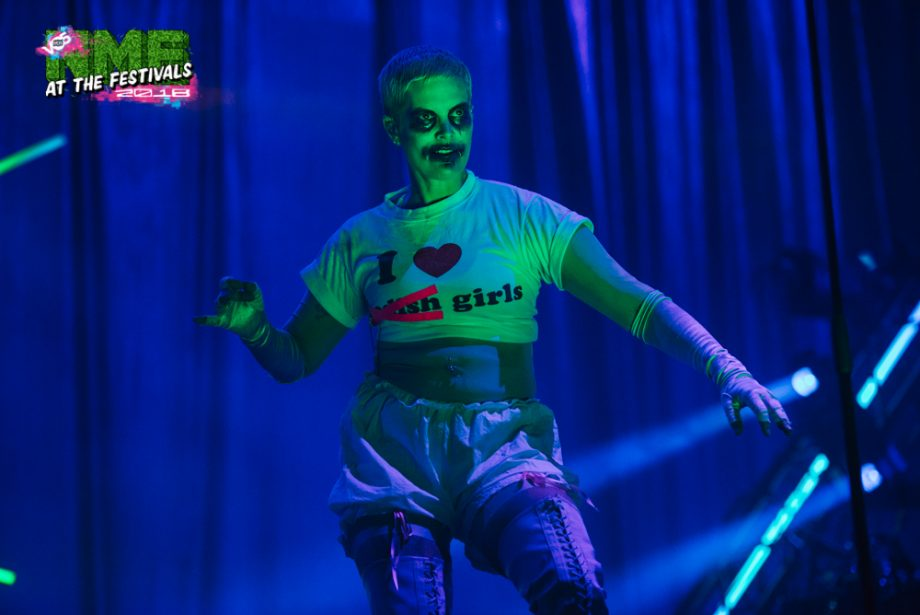 Melt Festival Day 2: Fever Ray brings subversive and empowering rave