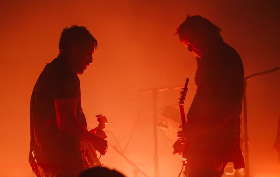 Nine Inch Nails bring blinding light and blistering energy to their ...