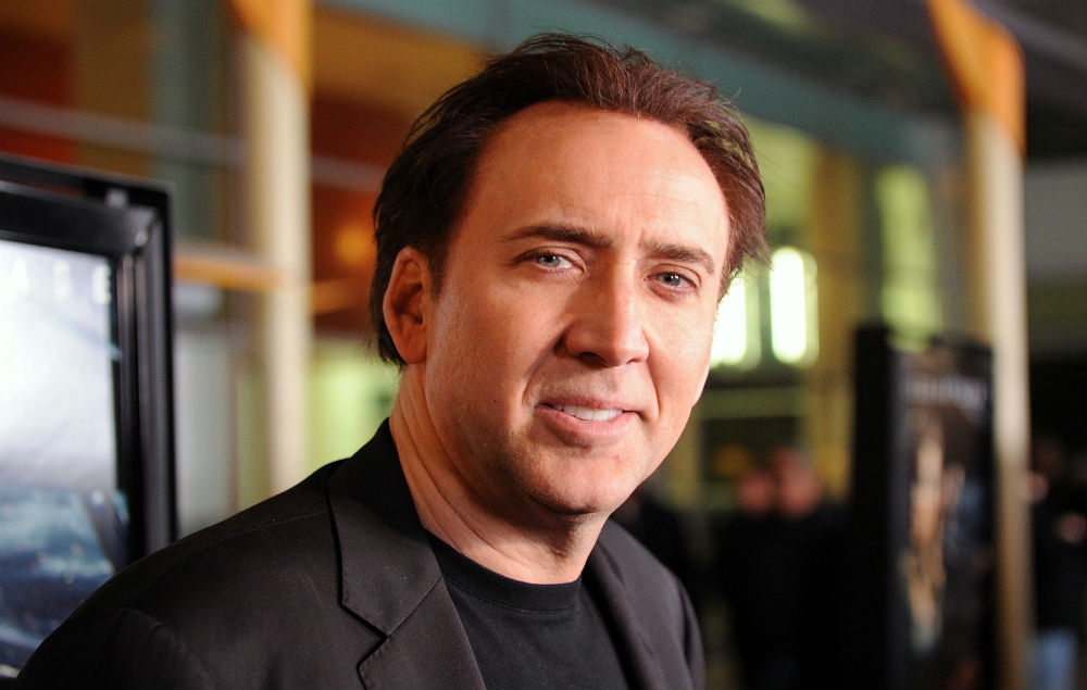 Cage Nicolas