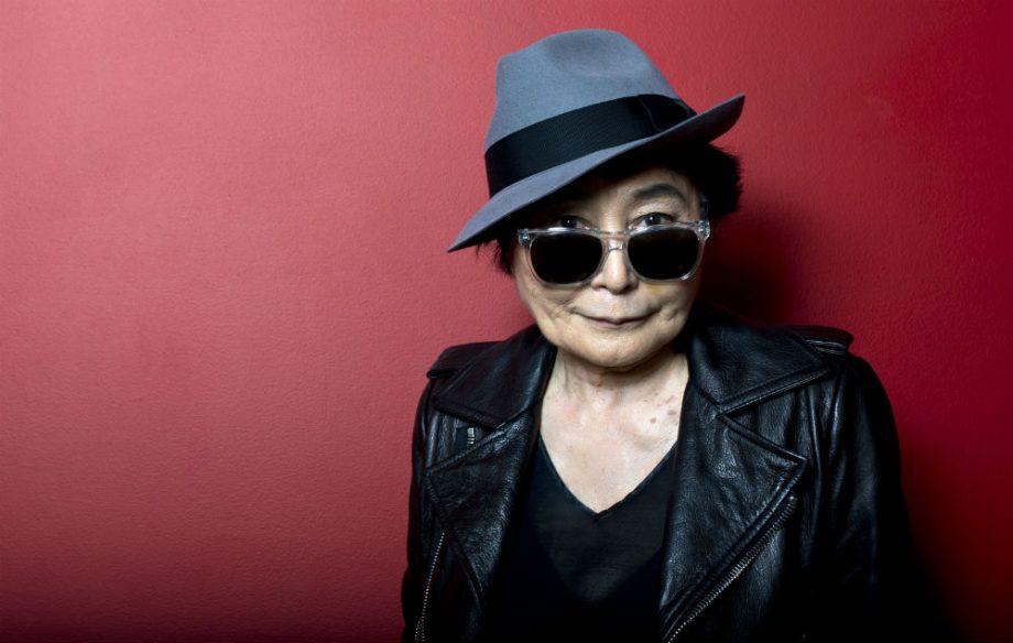 Yoko Ono unveils new artwork ahead of Serbia's EXIT festival
