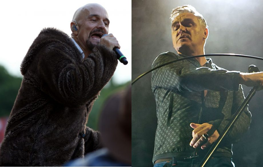 James Tim Booth Brands Morrissey Quot A Bit Of A Dick Quot Nme
