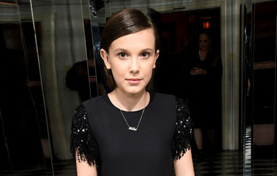 A new Millie Bobby Brown photo has sparked major rumours