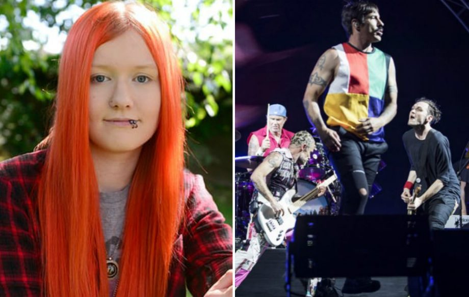Woman with diabetes wins £2,000 case for having drink confiscated during Red Hot Chili Peppers gig