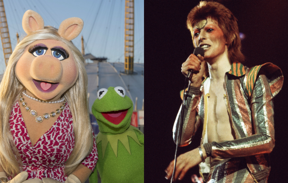 Watch The Muppets Cover David Bowie At Their O2 Spectacular Nme