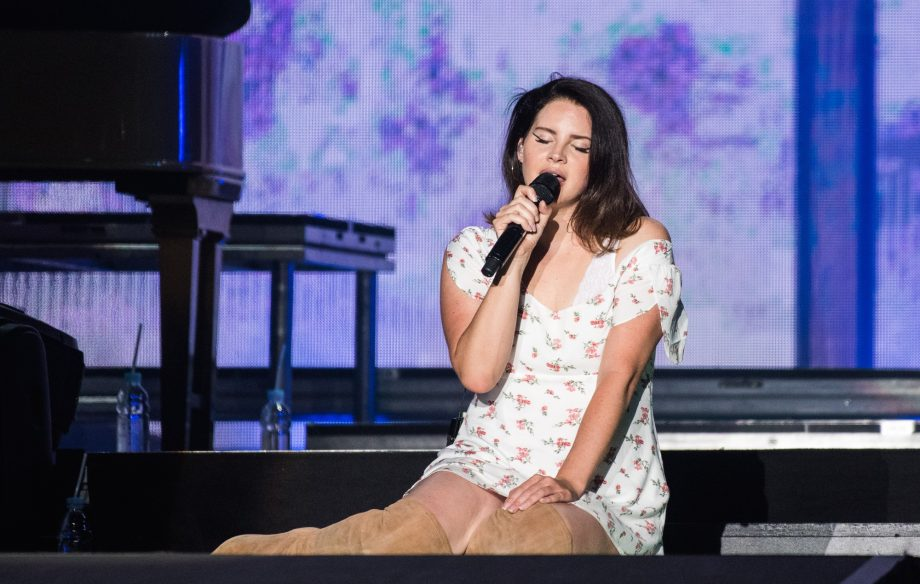 Lana Del Rey's new album 'Norman Fucking Rockwell