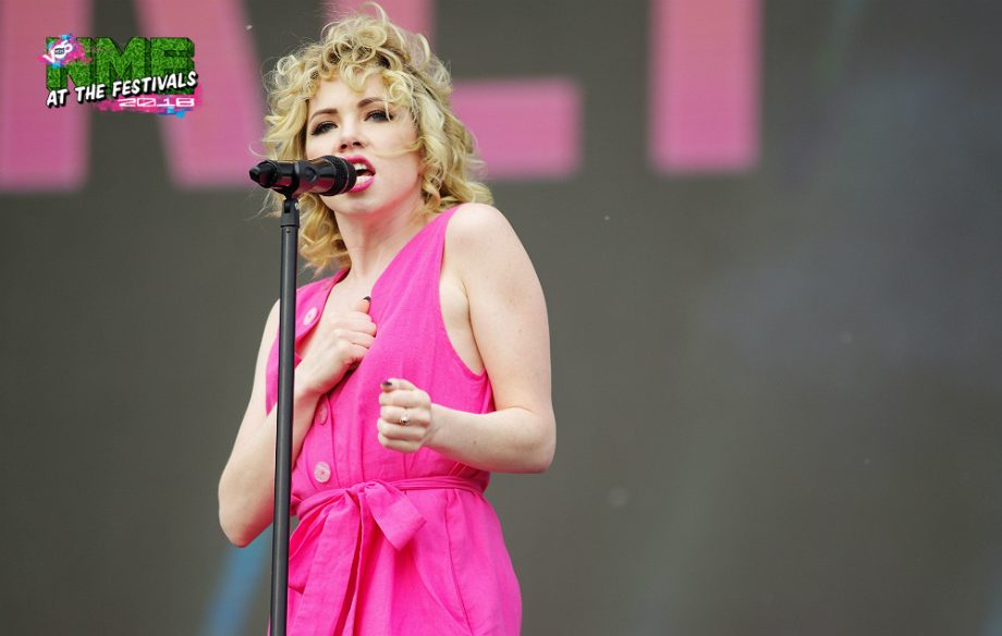 Someone finally gave Carly Rae Jepsen a sword at Lollapalooza