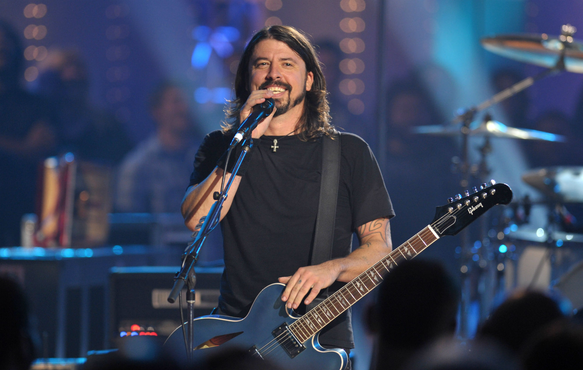 Dave Grohl Releases Play A New 23 Minute Solo Recording