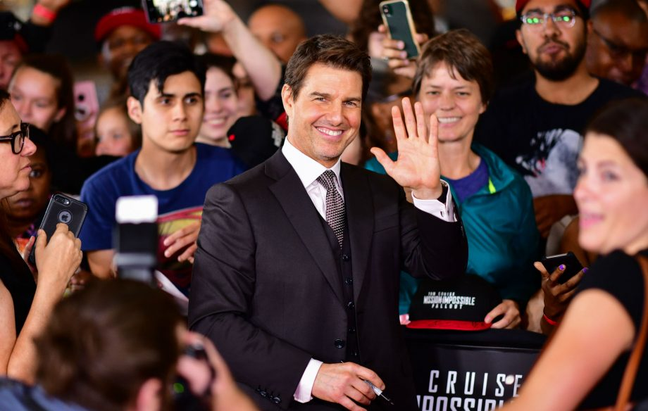 Tom Cruise reportedly in line to play Green Lantern
