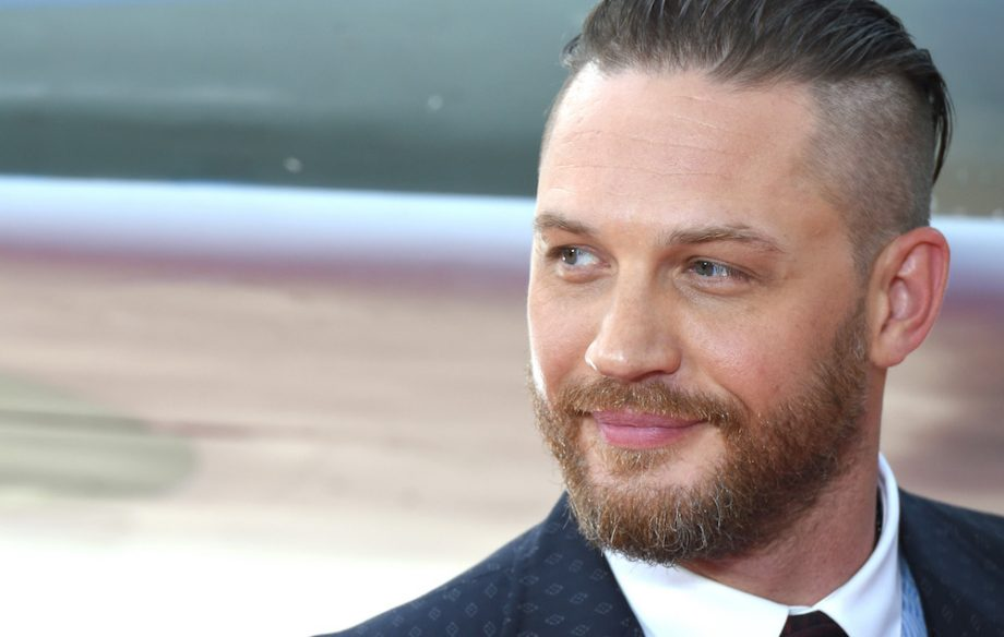 Tom Hardy looks almost unrecognisable in first image of ...