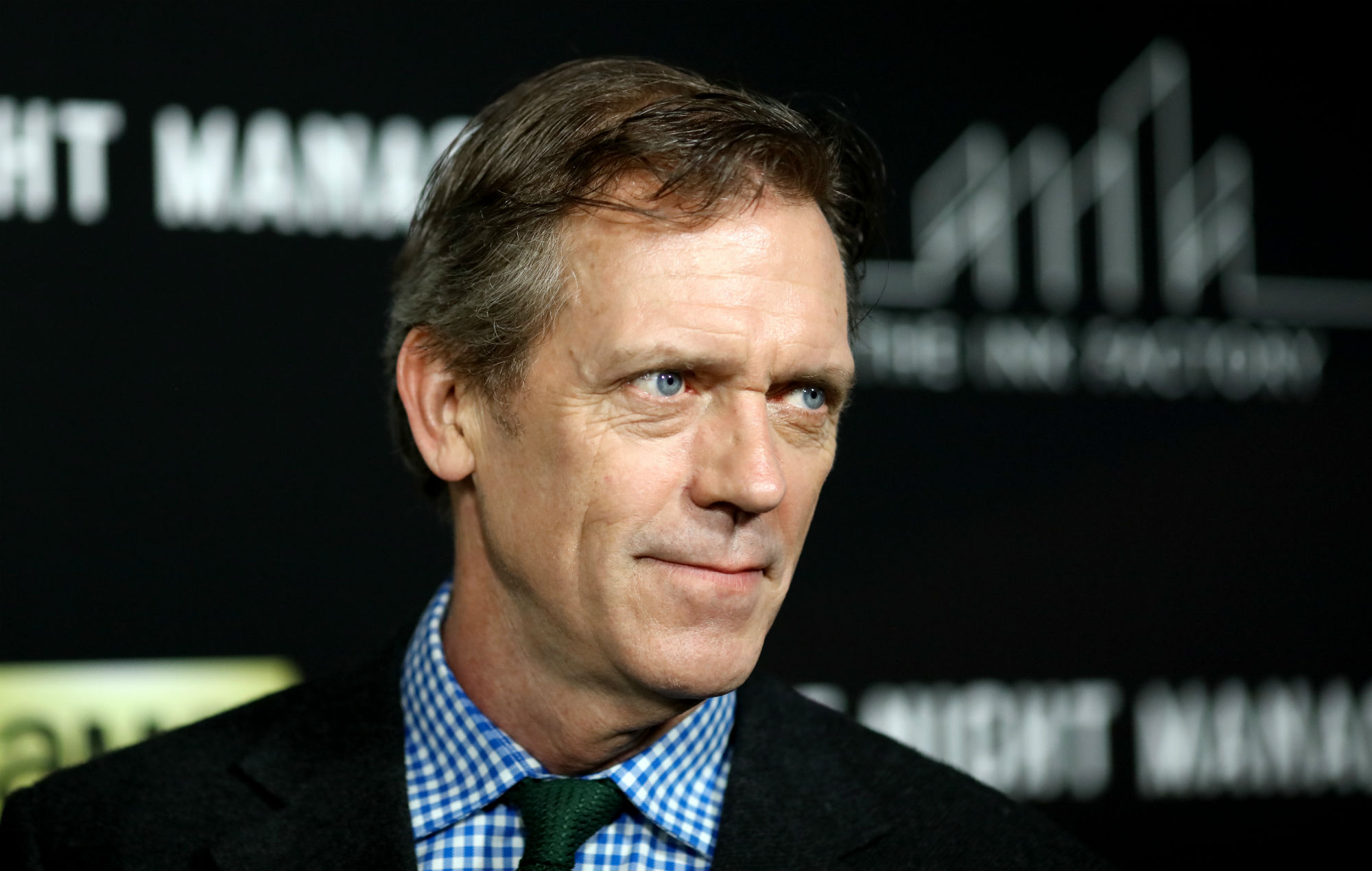 Hugh Laurie set to sta...