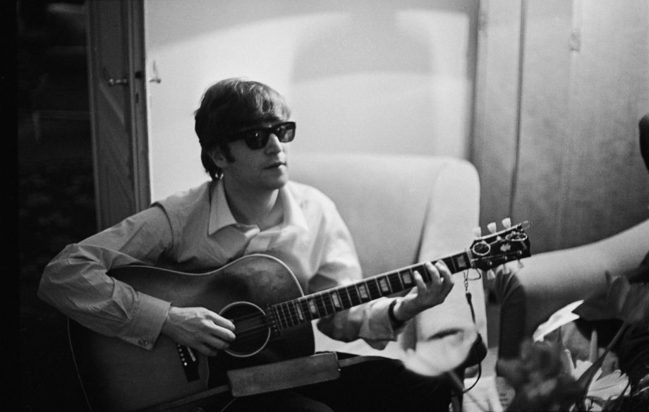 a never before heard demo of john lennon s imagine has been
