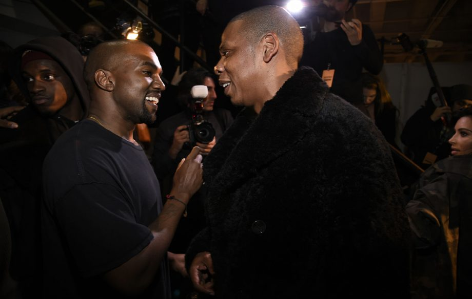 49bcf95973 Kanye West and Jay-Z's 'Watch the Throne' album briefly returned to ...