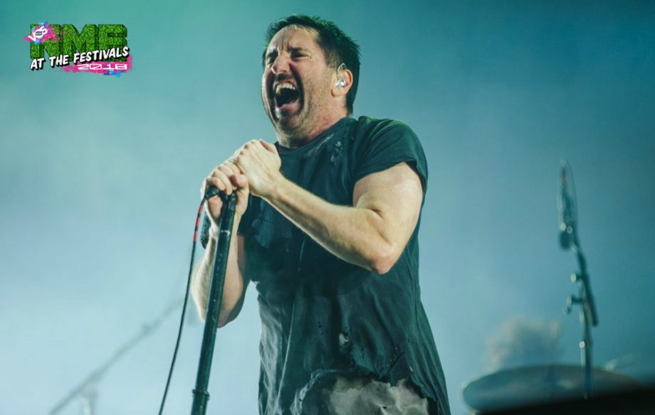 Nine Inch Nails singer Trent Reznor recalls near-death plane experience