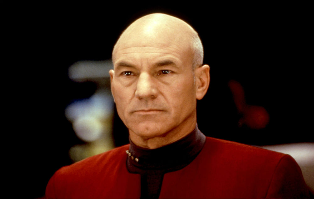 Patrick Stewart To Reprise Role As Jean Luc Picard In New