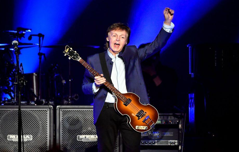 Is Paul McCartney