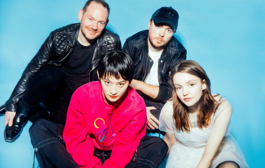 CHVRCHES SE ASOCIAN A LOS JAPONESES WEDNESDAY CAMPANELLA