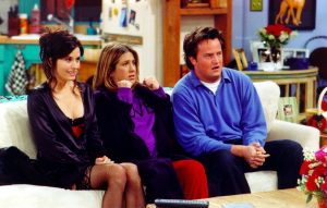 Friends most streamed show UK