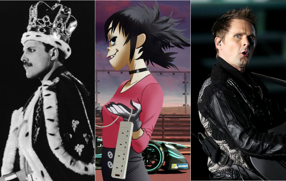 Noodle From Gorillaz Loves Queen But Hates Muse Nme