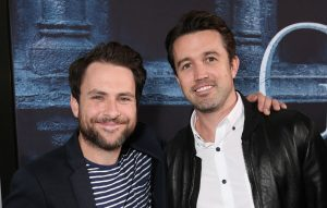 its always sunny charlie day rob McElhenney new comedy
