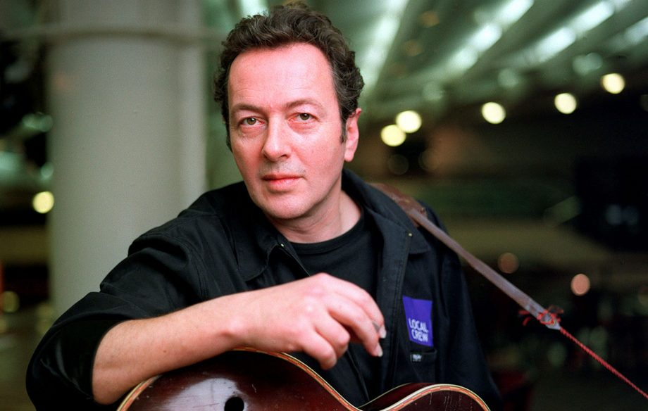The Pogues Lead Tributes To Joe Strummer On Late Clash