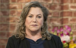 Kathleen Turner says friends cast unwelcoming