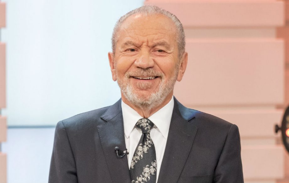 lord alan sugar net worth