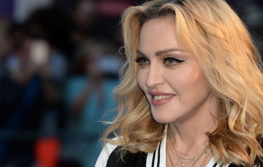 Madonna thinks all modern music 'sounds the same'