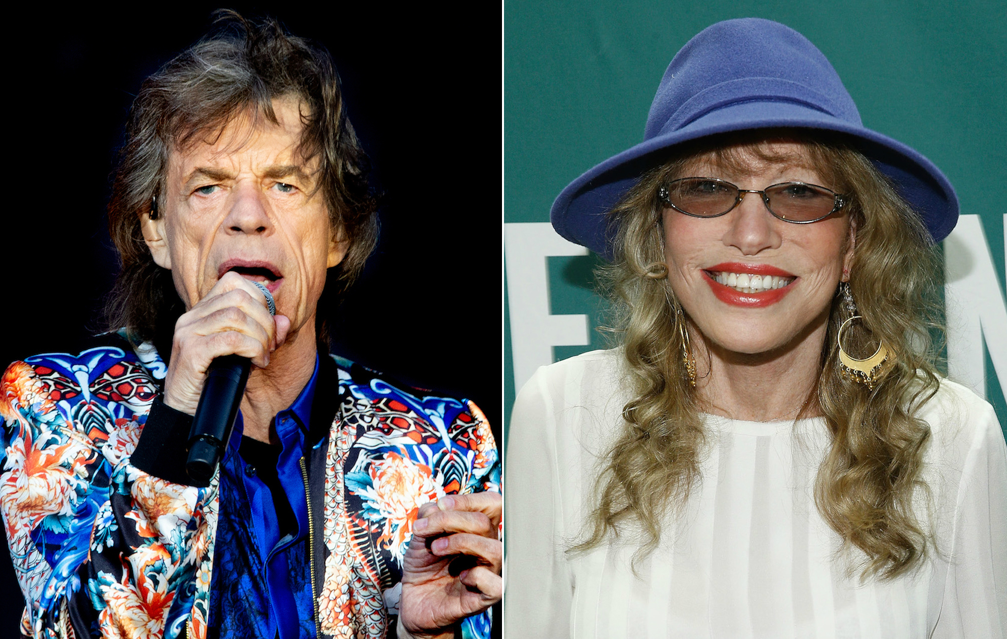 Lost Mick Jagger And Carly Simon Duet Found After More