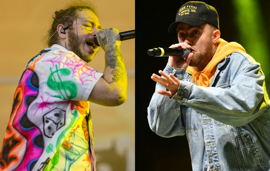 Post Malone And Mac Miller Might Be Releasing A Joint