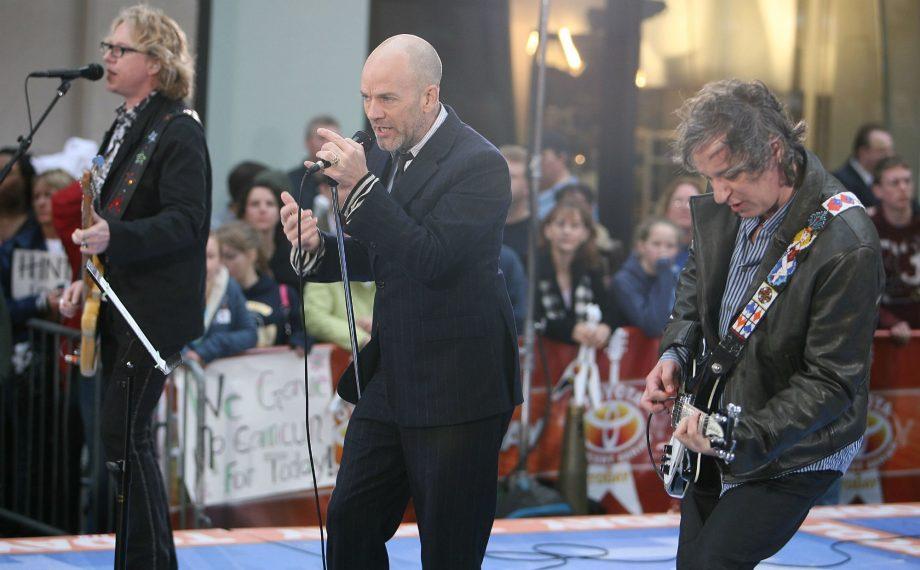 R.E.M. fans