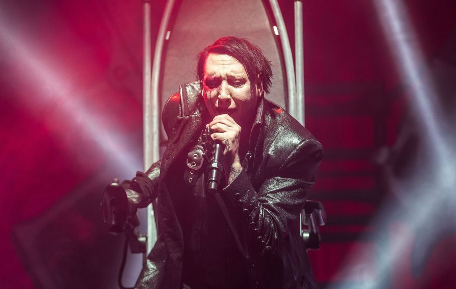 The Church Of Satan Clarifies Marilyn Manson S Role Nme