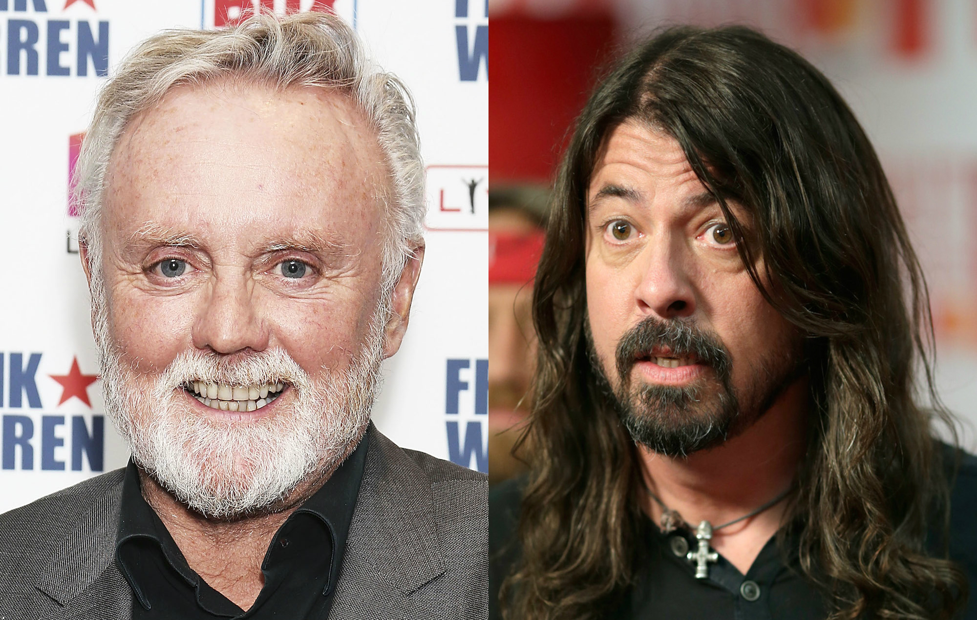 Watch Queen S Roger Taylor Join Members Of Foo Fighters