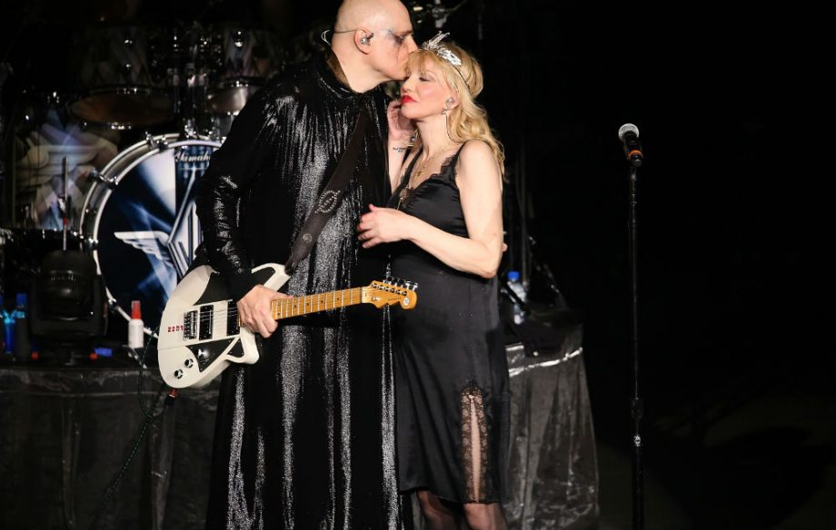 Resultado de imagen de smashing pumpkins 30th anniversary courtney