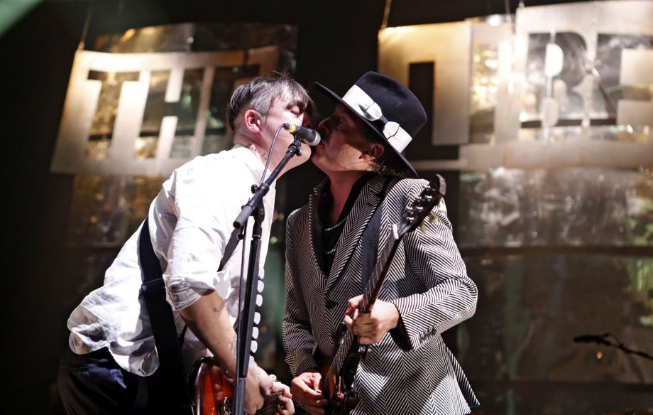 The Libertines confirm their first show of 2019