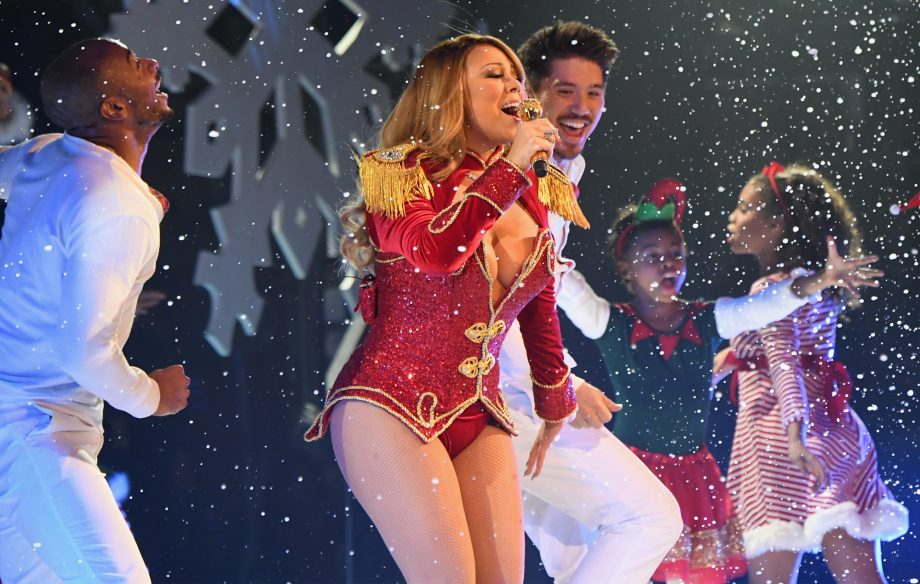 Mariah Carey All I Want For Christmas.Mariah Carey Teases European All I Want For Christmas Tour