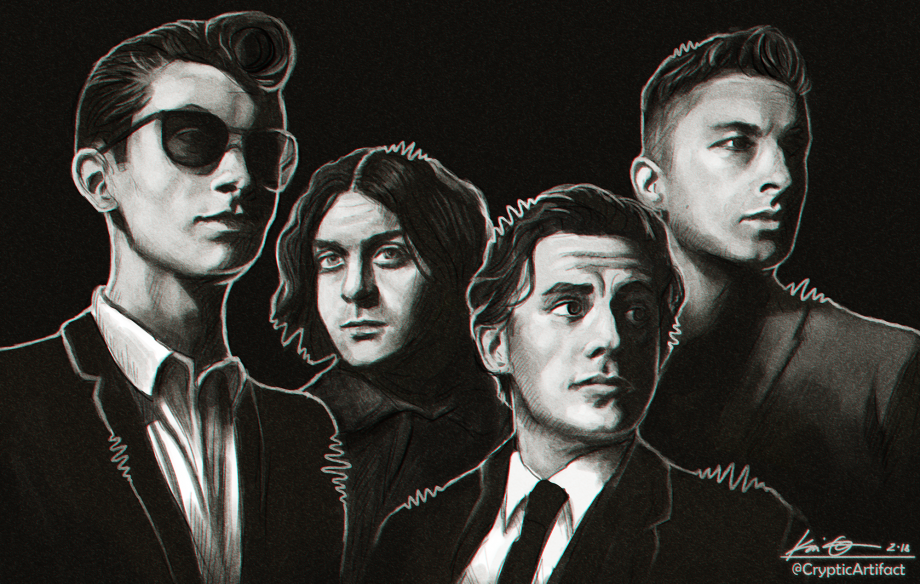 AM', five years on – how Arctic Monkeys' fifth album made
